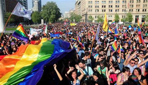 Chile's LGBT movement wins historic victory with approval