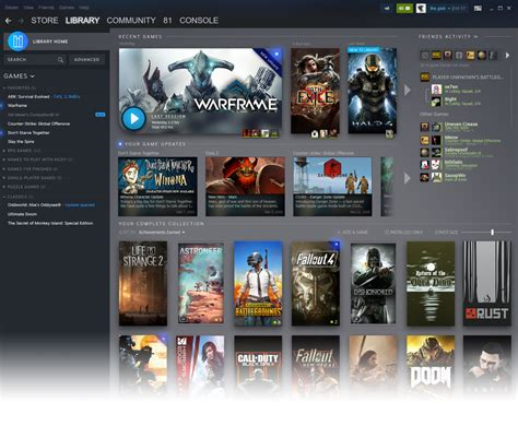 Steam is finally getting a redesigned library—here's our