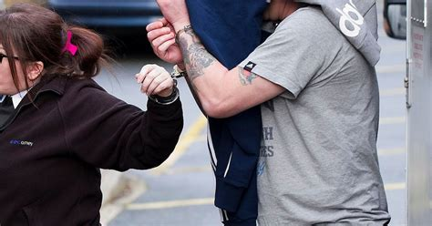 Controlling thug threatened to pull out girlfriend's teeth
