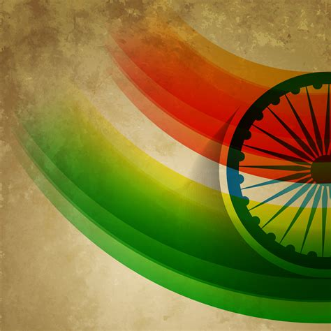 grunge style indian flag - Download Free Vectors, Clipart