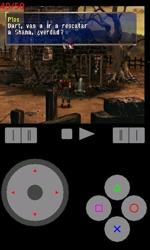 ARTy-DD: ePSXe for Android - Playstation emulator