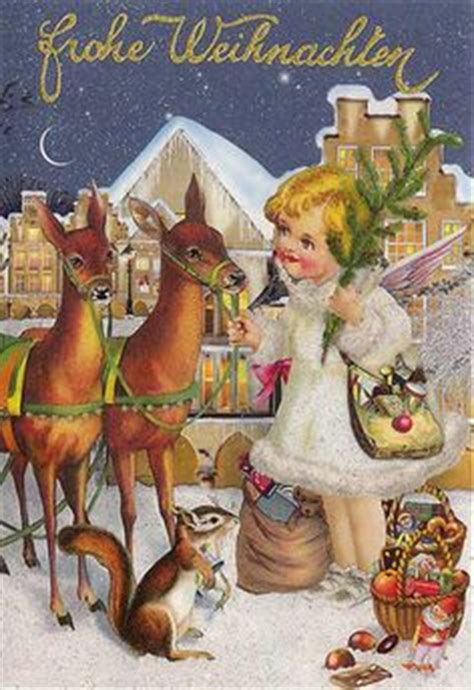 1000+ images about German Christmas Cards on Pinterest