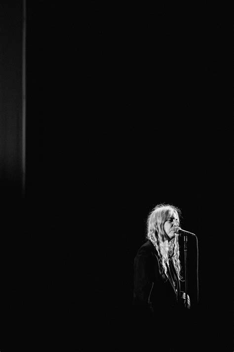 PATTI SMITH IN BRUSSELS: Pure and Utter Poetic Brilliance