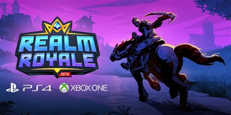 First batch of Realm Royale console beta codes sent out to