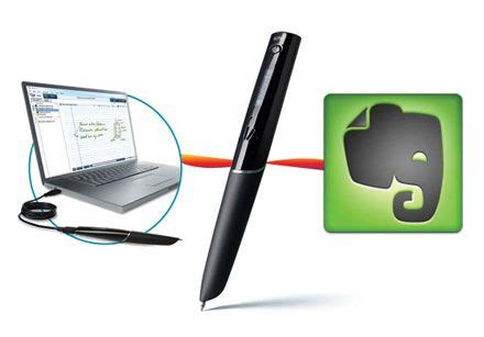 With #Evernote app for #Livescribe, your Livescribe notes