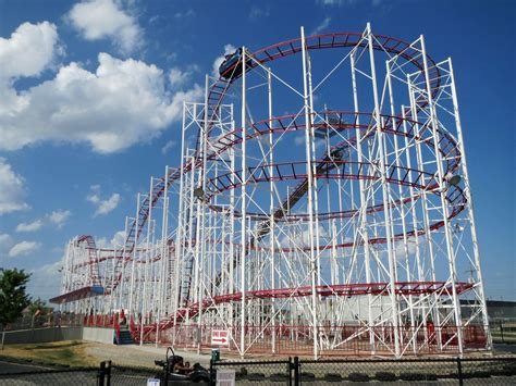 PINFARI ROLLER COASTERS VIDEOS & FACTS - COASTERFORCE