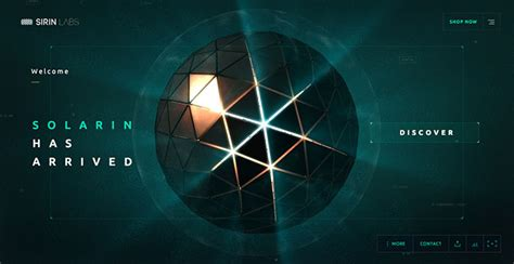 25 Stunning Websites With Animated Backgrounds | Web