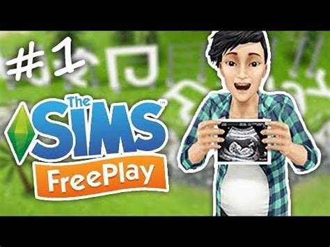 PREGNANCY EVENT // THE SIMS FREEPLAY - PREGNANCY UPDATE #1