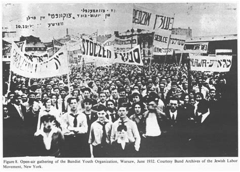 The case of the General Union of the Jewish Workers of