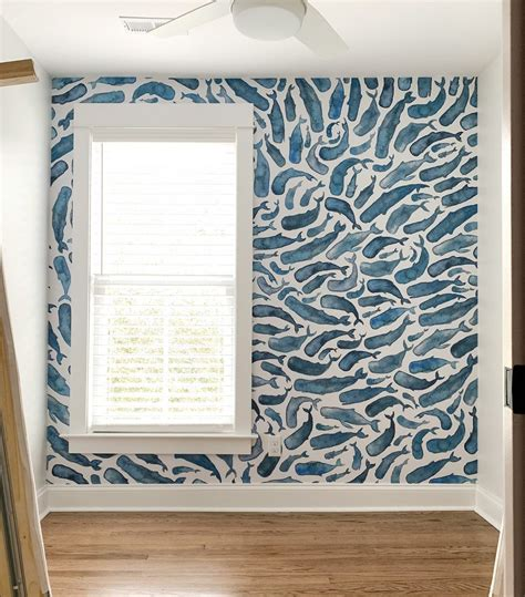 How To Install A Removable Wallpaper Mural | Home