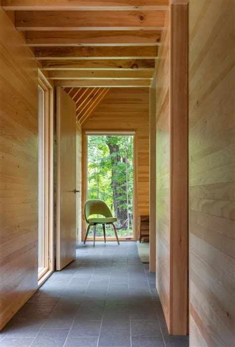 Marlboro Music Cottages in Vermont by HGA Architects and