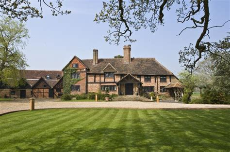 Grade II Listed £12 Million Country House In Surrey