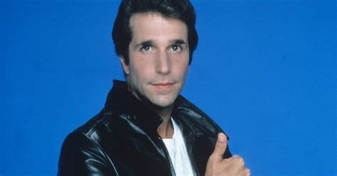 Henry Winkler shares how he channeled Fonz to stop suicide